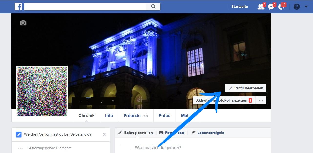 Facebook Anleitung
